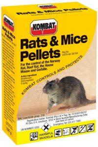 مسمومیت ها - سم موش